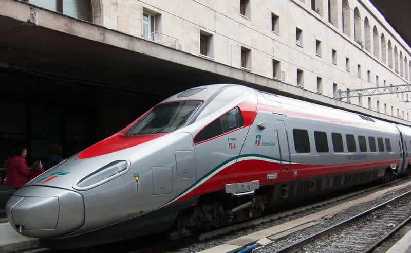 Tren Roma a Florencia